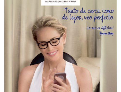 Aprovecha ahora y llévate por 1€ tu segundo par de gafas progresivas